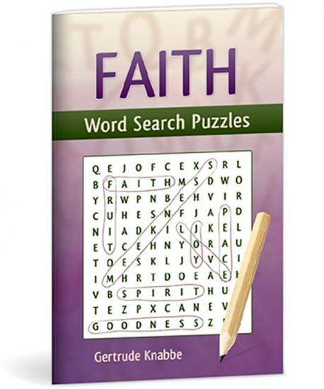 Faith Word Search Puzzles Lighthouse