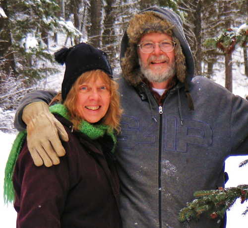 David and Deborah Dombrowski - December 2010